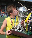 Hockey World Cup 2014<br /> The Hague, Netherlands <br /> Day 14 Men Final Australia v Netherlands<br /> jacob Whetton<br /> <br /> Photo: Grant Treeby<br /> www.treebyimages.com.au