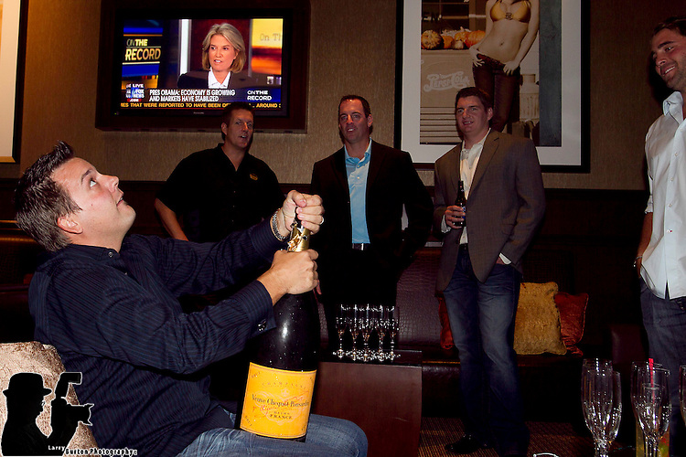 Golden Gaming, Inc., hosts Grand Opening celebration for its newest southwest PT's Gold tavern location on South Buffalo Drive just off the 215 at West Sunset Road, Sept. 8.       This new PT's Gold is an entirely new tavern custom built from the ground up to meet the needs of guests. It boasts more than 6,000 square feet of entertainment, dining and gaming space, plus offers an additional outdoor patio. The tavern houses 20 high-definition plasma televisions including a scoreboard-style structure behind the bar with 12 HD televisions. This world-class audio-video system will feature year-round sports and current events viewing. Fifteen new gaming machines, two new pool tables and seating for more than 200, including a completely separate dining room, round out the list of its casually upscale amenities.
