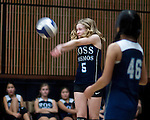 ROSS SCHOOL 7/8 G VOLLEYBALL WINTER 2015