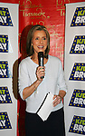 "Special appearance by National Ambassador Meredith Vieira (All My Children & General Hospital) at the 14th Annual Kids' Night on Broadway 2010  ""Fan Festival"" on February 2, 2010 at Madame Tussauds New .   (Photo by Sue Coflin/Max Photos)"