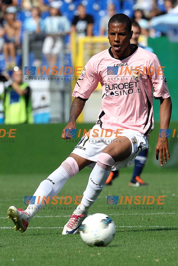 """Abel HERNANDEZ Palermo.Roma 25/9/2011 Stadio """"Olimpico"""".Football Calcio Serie A 2011/2012.Lazio Vs Palermo.Foto Insidefoto Andrea Staccioli"""