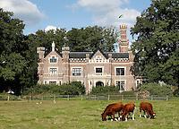 Barneveld. Landgoed Schaffelaar is een park met landhuis in Barneveld. Het landhuis dateert van rond 1850 en wordt gezien als het belangrijkste Nederlandse landhuis in de neo-tudorstijl. Plaatselijk wordt het Kasteel De Schaffelaar genoemd.