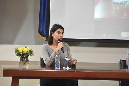 Carolina Santana.