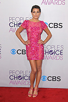 LOS ANGELES, CA - JANUARY 09: Lea Michele at the 39th Annual People's Choice Awards at Nokia Theatre L.A. Live on January 9, 2013 in Los Angeles, California. Credit: mpi21/MediaPunch Inc. /NORTEPHOTO