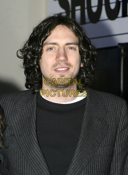 SNOW PATROL.The Shockwaves NME Awards 2005,.Hammersmith Palais, Shepherds Bush Road,.London, February 17th 2005..portrait headshot.Ref: AH.www.capitalpictures.com.sales@capitalpictures.com.©Capital Pictures.