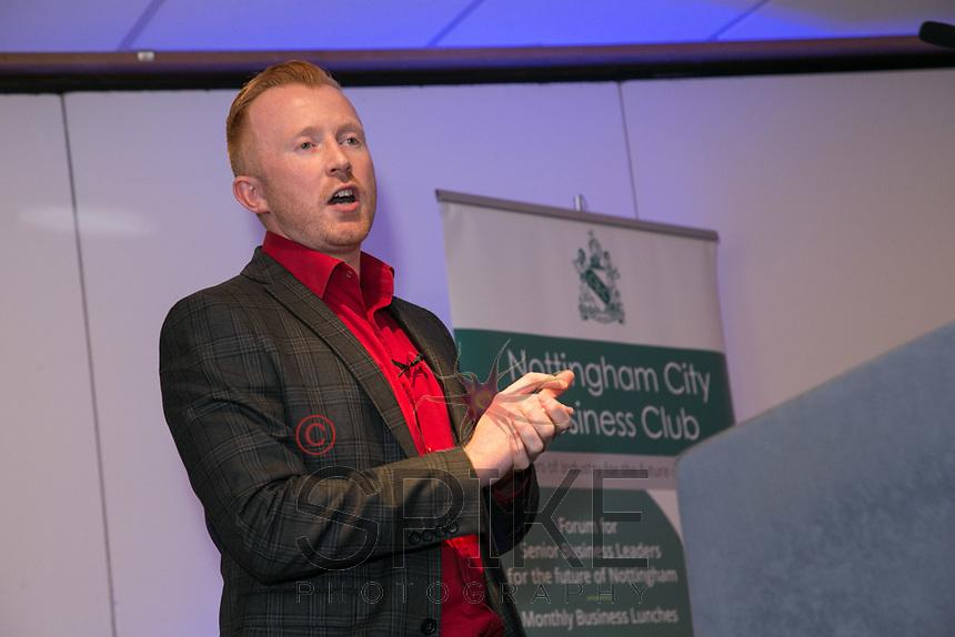 Guest Speaker Daniel Hill of Pulse Property Network