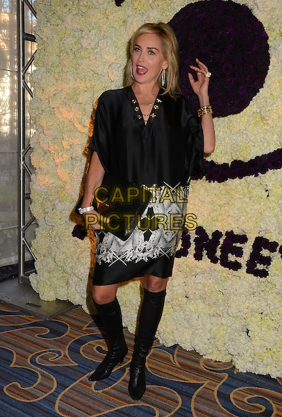BEVERLY HILL, CA., - NOVEMBER 06: Sharon Stone at the 8th annual MOCA Awards for distinguished women in the arts luncheon held the Beverly Wilshire Hotel on November 6th, 2013 in  Beverly Hills, California, USA <br /> CAP/ADM/BT<br /> &copy;Birdie Thompson/AdMedia/Capital Pictures