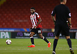 Ethan Ebanks-Landell of Sheffield Utd during the League One match at Bramall Lane Stadium, Sheffield. Picture date: September 27th, 2016. Pic Simon Bellis/Sportimage
