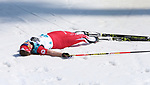 Pyeongchang, Korea, 13/3/2018- Brittany Hudak competes in the womens 10km standing biathlon during the 2018 Paralympic Games in PyeongChang. Photo Scott Grant/Canadian Paralympic Committee.