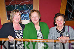 Marian Prenderville, Mary and Bridie Curtin Cordal having fun at the retirement dance for Canon Denis O'Mahony in the River Island Hotel Castleisland on Friday evening       Copyright Kerry's Eye 2008