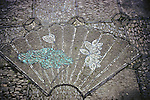 Stone Floor Decoration