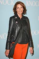 """ELIZABETH BOURGINE - AVANT-PREMIERE DU FILM """"KNOCK"""" A L'UGC NORMANDIE, PARIS, FRANCE, LE 16/10/2017."""