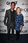 Bobby Cannavale & Edie Falco.attending the Broadway Opening Night Performance of 'GHOST' a the Lunt-Fontanne Theater on 4/23/2012 in New York City. © Walter McBride/WM Photography .