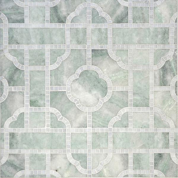 Royal Palace Stone Mosaic New Ravenna
