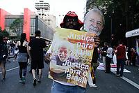 27.10.2019 - Comemoração aniversário de Lula em SP