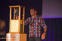 BELLS BEACH, Victoria/Australia (Friday, April 22, 2011) - Joel Parkinson (AUS).  Last night celebrated 50-years of competitive surfing at the Rip Curl Pro and the Bells Beach Easter Rally at Bells Beach, Australia's ancestral home of surfing. To honour this milestone a 50 th Anniversary Surfers Ball was held at Surfworld in Torquay, with some of surfing's biggest names in attendance...Iconic names of the sport included Nat Young (AUS), four times World Surfing Champion Mark Richards(AUS), seven times World Surfing Champion Layne Beachley (AUS), two  times World Surfing Champion Tom Carroll (AUS), Damien Hardman (AUS), four times World Surfing Champion Stephanie Gilmore (AUS), former World Surfing Champion Mark Occhilupo (AUS), trhee times World Surfing Champion Tom Curren (USA) and  current ten times World Surfing Champion Kelly Slater  (USA) were on hand to pay homage to the longest running surfing event in the world. . - Photo: joliphotos.com