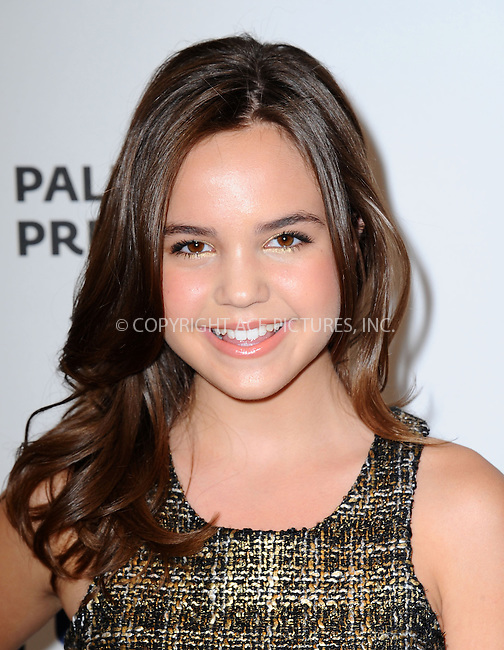 WWW.ACEPIXS.COM<br /> <br /> September 10 2013, LA<br /> <br /> Actress Bailee Madison at the PaleyFest: ABC Fall TV Preview of 'Trophy Wife' at The Paley Center for Media on September 10, 2013 in Beverly Hills, California.<br /> <br /> By Line: Peter West/ACE Pictures<br /> <br /> <br /> ACE Pictures, Inc.<br /> tel: 646 769 0430<br /> Email: info@acepixs.com<br /> www.acepixs.com