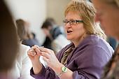 Workshop session, Paddington Community Conference, organised by Paddington Development Trust (PDT) at Westminster Academy.