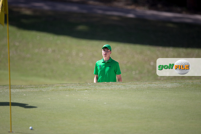 Kevin LeBlanc (IRL) during the 2nd round of the European Nations Cup, Real Club de Golf Sotogrande, Paseo del Parque, 11310 Sotogrande, C&aacute;diz  30/03/2017.<br /> Picture: Golffile | Fran Caffrey<br /> <br /> <br /> All photo usage must carry mandatory copyright credit (&copy; Golffile | Fran Caffrey)