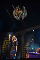 SÃO PAULO, SP, 18.12.2018 - SHOW-SP - Sandy durante apresentação do seu show Nos Voz Eles no Credicard Hall em São Paulo, nesta terça-feira, 12 (Foto: Bruna Grassi/Brazil Photo Press)