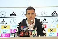 23.05.2014: Pressekonferenz Deutsche Nationalmannschaft