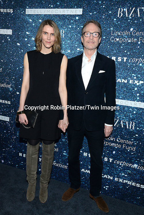 Gabrielala and Austin Hearst  attends the Stella McCartney Honored by Lincoln Center at Gala on November 13, 2014 at Alice Tully Hall in New York City, USA. She was given the Women's Leadership Award which was presented bythe LIncoln Center for the Performing Arts' Corporate Fund.<br /> <br /> photo by Robin Platzer/Twin Images<br />  <br /> phone number 212-935-0770