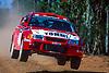 Tommi MAKINEN (FIN)-Risto MANNISENMAKI (FIN),  MITSUBISHI Lancer Evo VI #1, AUSTRALIA RALLY 1999