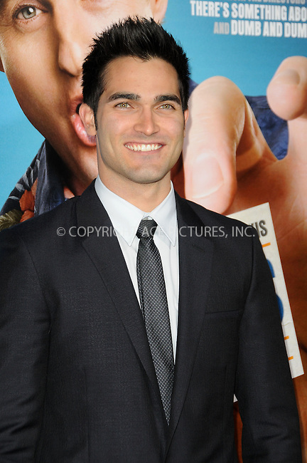 WWW.ACEPIXS.COM . . . . . ....February 23 2011, Los Angeles....Actor Tyler Hoechlin (R) arriving at the premiere of Warner Brothers' 'Hall Pass' at the Cinerama Dome on February 23, 2011 in Los Angeles, CA....Please byline: PETER WEST - ACEPIXS.COM....Ace Pictures, Inc:  ..(212) 243-8787 or (646) 679 0430..e-mail: picturedesk@acepixs.com..web: http://www.acepixs.com