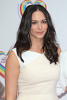 Lauren Silverman arriving for the Health Lottery Tea Party, The Savoy, London. 02/06/2014 Picture by: Alexandra Glen / Featureflash