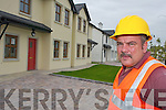 Kerry Cystic Fibrosis campaigner Joe Browne whose Build4life campaign has reached €500,000 and will auction off two homes in Clonough, Limerick Road, Castleisland to help reach their target of €1 million