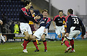 10/02/2007       Copyright Pic: James Stewart.File Name : sct_jspa14_falkirk_v_motherwell.PATRICK CREGG CELEBRATES SCORING FALKIRK'S GOAL....James Stewart Photo Agency 19 Carronlea Drive, Falkirk. FK2 8DN      Vat Reg No. 607 6932 25.Office     : +44 (0)1324 570906     .Mobile   : +44 (0)7721 416997.Fax         : +44 (0)1324 570906.E-mail  :  jim@jspa.co.uk.If you require further information then contact Jim Stewart on any of the numbers above.........