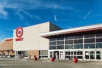 Target Store exterior, Atlanta, Georgia, USA
