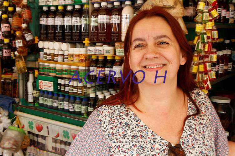 2017.11.10 - PA - Belém - Brasil: Encontro das Cidades Criativas de Gastronomia - Chefs convidados visitam o complexo do Ver-O-Peso. Isabel Hagennan.<br /> <br /> 2017.11.10 - PA - Belém - Brazil: UNESCO Creative Cities of Gastronomy Meeting - Invited chefs visit the Ver-O-Peso complex. Isabel Hagennan.