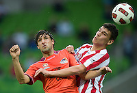A-League - 2010 - Rd14 - Melbourne Heart v Brisbane Roar