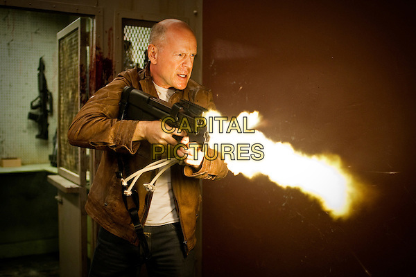 Bruce Willis<br /> in Looper (2012) <br /> *Filmstill - Editorial Use Only*<br /> CAP/NFS<br /> Image supplied by Capital Pictures