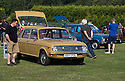 26/07/14 <br /> <br /> Austin Maxi and Renault 6<br /> <br /> Princess Diana's Mini Metro was the star of the show at the first ever Festival of the Unexceptional.<br /> <br /> The car show held near Silverstone celebrated the best examples of the most ordinary cars of late 1960s to mid-1980s Britain.<br /> <br /> Organisers, Hagerty Insurance, said: &quot;Let&rsquo;s celebrate, preserve and enjoy these threatened and endangered pieces of our beige, brown and plaid automotive heritage.<br /> <br />  &quot;There are twice as many Ferraris on the road in the UK than Austin Allegros! We&rsquo;ve brought together the 50 best examples of a wide range of models - an award of dubious value will go to the overall winner.&quot;<br /> <br /> Princess Diana's red 1980 Mini Metro L was photographed many times while she was dating Prince Charles and was affectionately known as the 'courting car'. It has had three owners since it left the Royal fleet, and has clocked-up a very modest 30,000 miles. <br /> <br /> <br /> All Rights Reserved - F Stop Press.  www.fstoppress.com. Tel: +44 (0)1335 300098