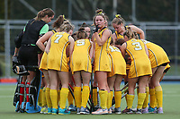 Rangi Ruru v Sacred Heart Girls College. Federation Cup Hockey, Lloyd Elsmore Park, Auckland, New Zealand, Tuesday 3 September 2019. Photo: Simon Watts/www.bwmedia.co.nz/HockeyNZ