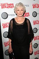 """LOS ANGELES - APR 10:  Ann Benson at the """"Off Their Rockers"""" Event at the Viceroy Hotel  on April 10, 2012 in Santa Monica, CA<br /> <br /> Celebration of Betty White's 'Off Their Rockers' at the Viceroy Hotel on April 10, 2012 in Santa Monica, California"""