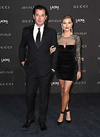03 November 2018 - Los Angeles, California - Gavin Rossdale, Sophia Thomalla. 2018 LACMA Art + Film Gala held at LACMA.  <br /> CAP/ADM/BT<br /> &copy;BT/ADM/Capital Pictures