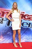 Heidi Klum<br /> at the America's Got Talent Judges Photocall, Pasadena Civic Auditorium, Pasadena, CA 03-03-16<br /> David Edwards/DailyCeleb.com 818-249-4998