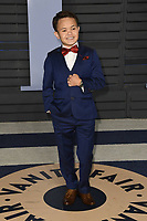 04 March 2018 - Los Angeles, California - Sam Humphrey. 2018 Vanity Fair Oscar Party hosted following the 90th Academy Awards held at the Wallis Annenberg Center for the Performing Arts. <br /> CAP/ADM/BT<br /> &copy;BT/ADM/Capital Pictures