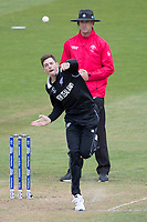 Mitchell Santner (New Zealand) during West Indies vs New Zealand, ICC World Cup Warm-Up Match Cricket at the Bristol County Ground on 28th May 2019