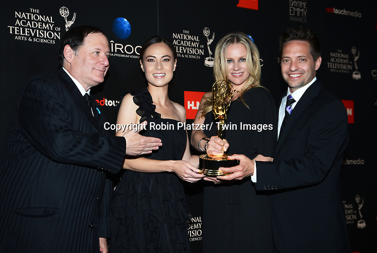 outstanding Cooking Show attends The 40th Annual Daytime Emmy Awards on<br />  June 16, 2013 at the Beverly Hilton Hotel in Beverly Hills, California.