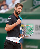 01-06-13, Tennis, France, Paris, Roland Garros, Benoit Paire