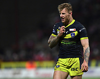 Picture by Anna Gowthorpe/SWpix.com - 02/02/2018 - Rugby League - Betfred Super League - Hull KR v Wakefield Trinity - KC Lightstream Stadium, Hull, England - Wakefield Trinity's Tom Johnstone