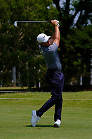 Cameron Champ (USA) on the 3rd fairway during round 3 of the Australian PGA Championship at  RACV Royal Pines Resort, Gold Coast, Queensland, Australia. 21/12/2019.<br /> Picture TJ Caffrey / Golffile.ie<br /> <br /> All photo usage must carry mandatory copyright credit (© Golffile | TJ Caffrey)