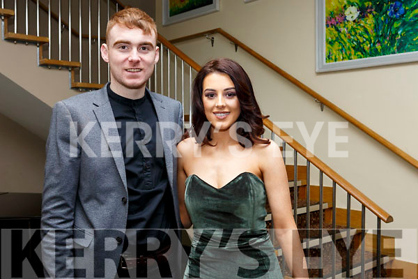 Ger and Maureen McCarthy of Brush and Blush Hair Salon, Tralee attending the Brides of Kerry Awards in the Ballyroe Heights Hotel on Sunday evening last.