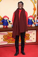 Kobna Holdbrook-Smith at the &quot;Paddington 2&quot; premiere at the NFT South Bank, London, UK. <br /> 05 November  2017<br /> Picture: Steve Vas/Featureflash/SilverHub 0208 004 5359 sales@silverhubmedia.com
