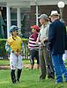 Jonathan Sheppard and Brian Pedroza at Delaware Park on 5/28/12