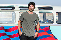 "Spanish actor Andres Velencoso during the filming of the movie "" Senor, dame paciencia"" directed by Alvaro Diaz. September 06, 2016. (ALTERPHOTOS/Rodrigo Jimenez) NORTEPHOTO.COM"